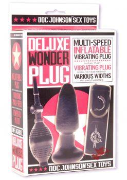 Deluxe Wonder Plug Ms Black