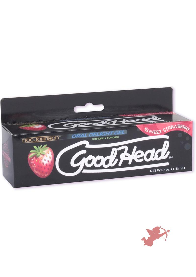 Goodhead Sweet Strawberry 4 Oz