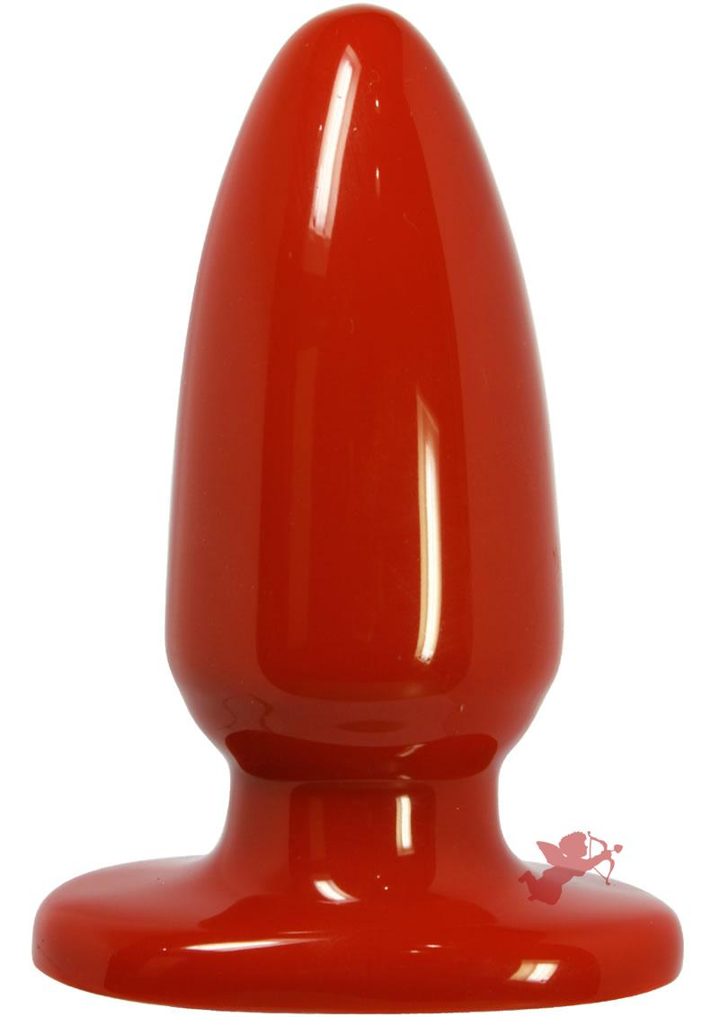 Red Boy Large Butt Plug