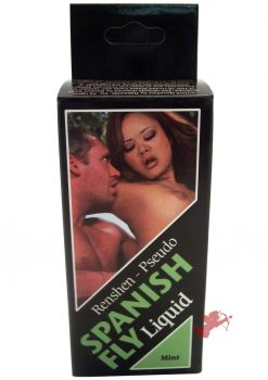 Spanish Fly Liquid Mint
