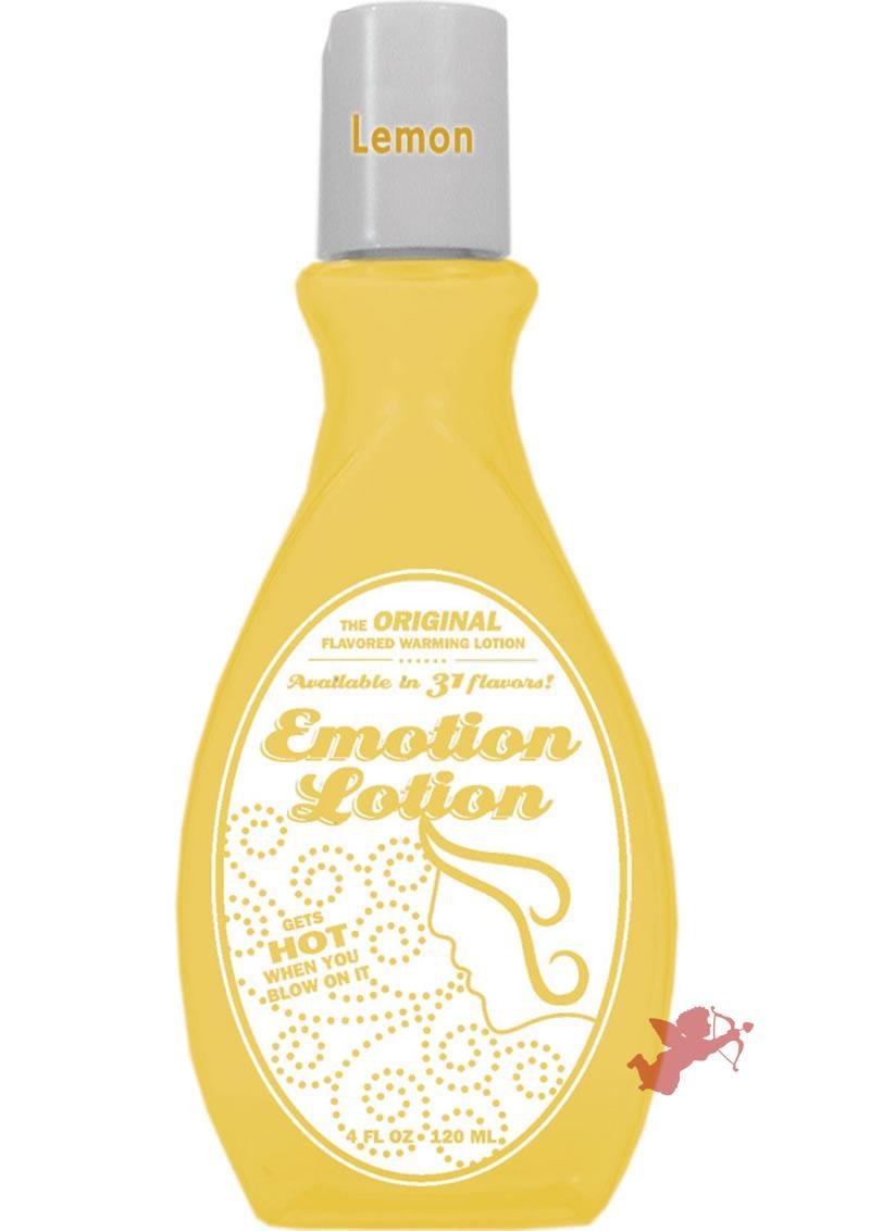 Emotion Lotion Lemon