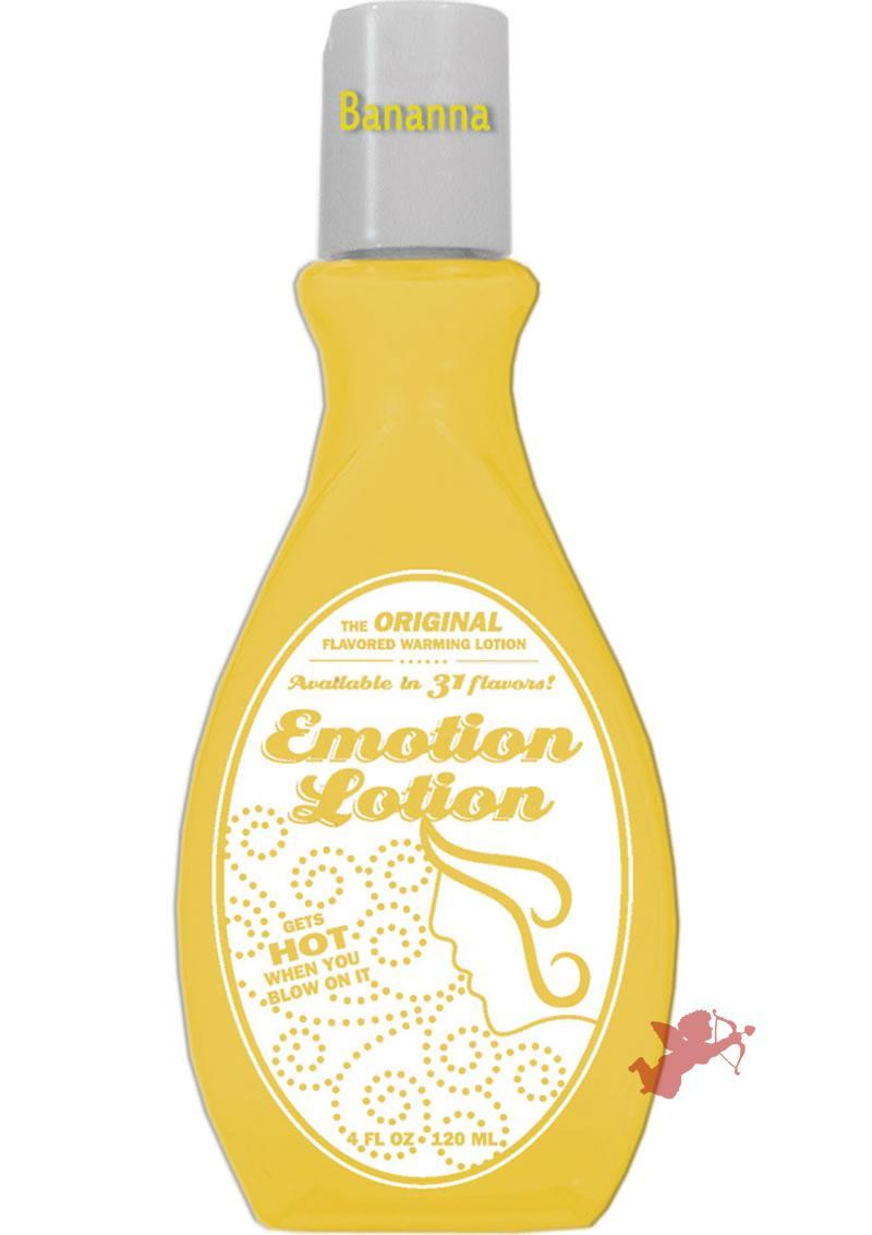 Emotion Lotion Banana