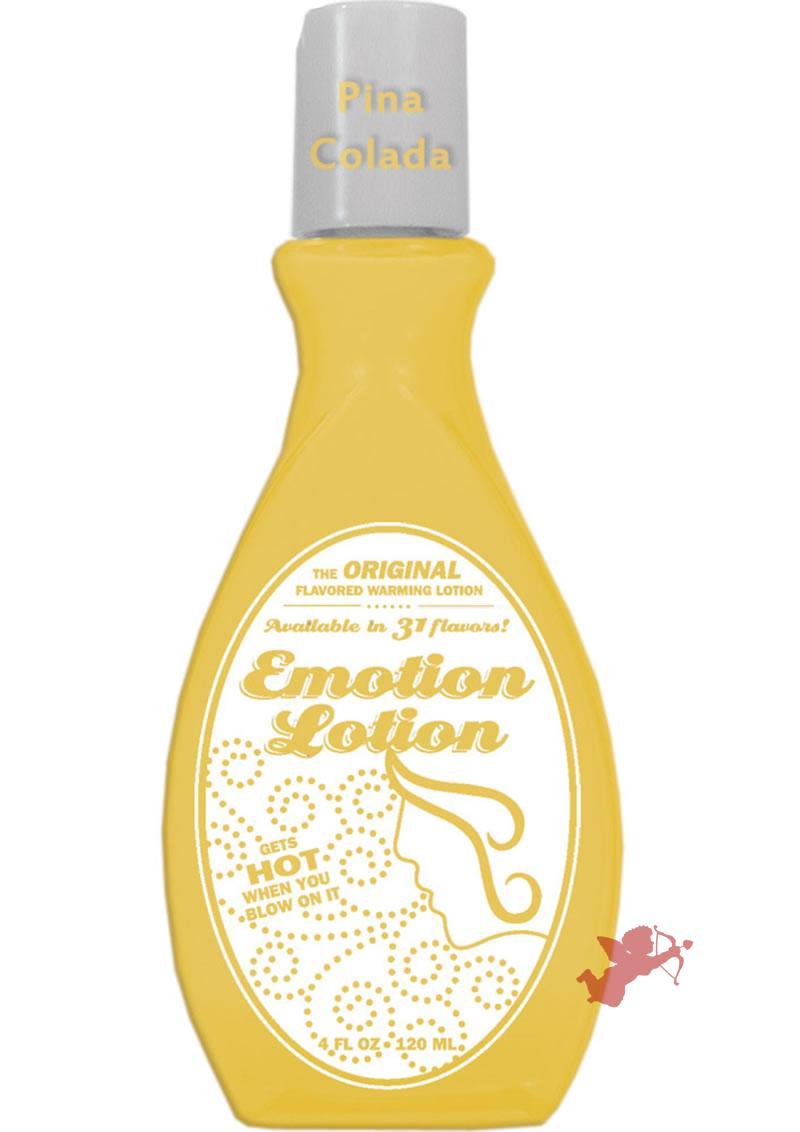 Emotion Lotion Pina Colad