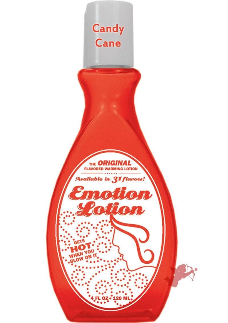 Emotion Lotion Candy Cane