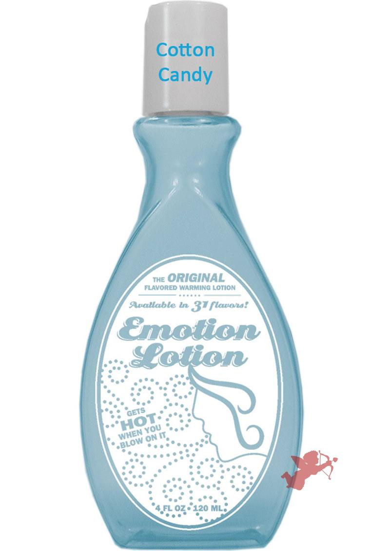 Emotion Lotion Cotton Candy