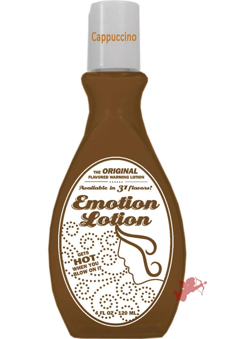 Emotion Lotion Cappucino