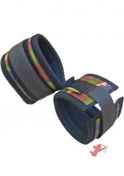 Ankle Cuffs - Camo