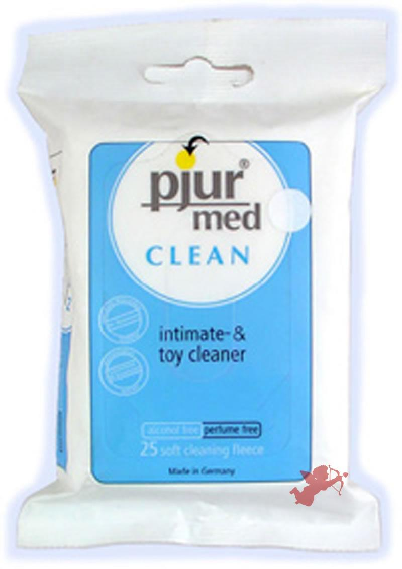 Medclean Toy Cleaner Wipes 25/pk
