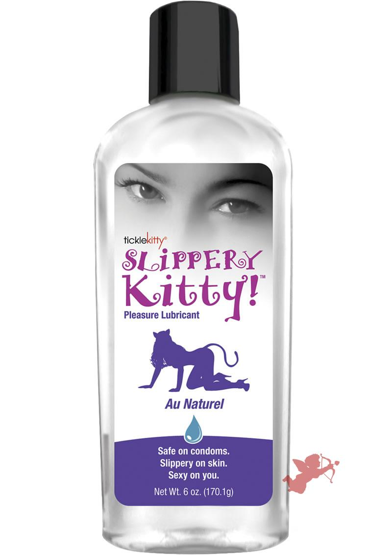 Slippery Kitty Au Natural 6 Oz