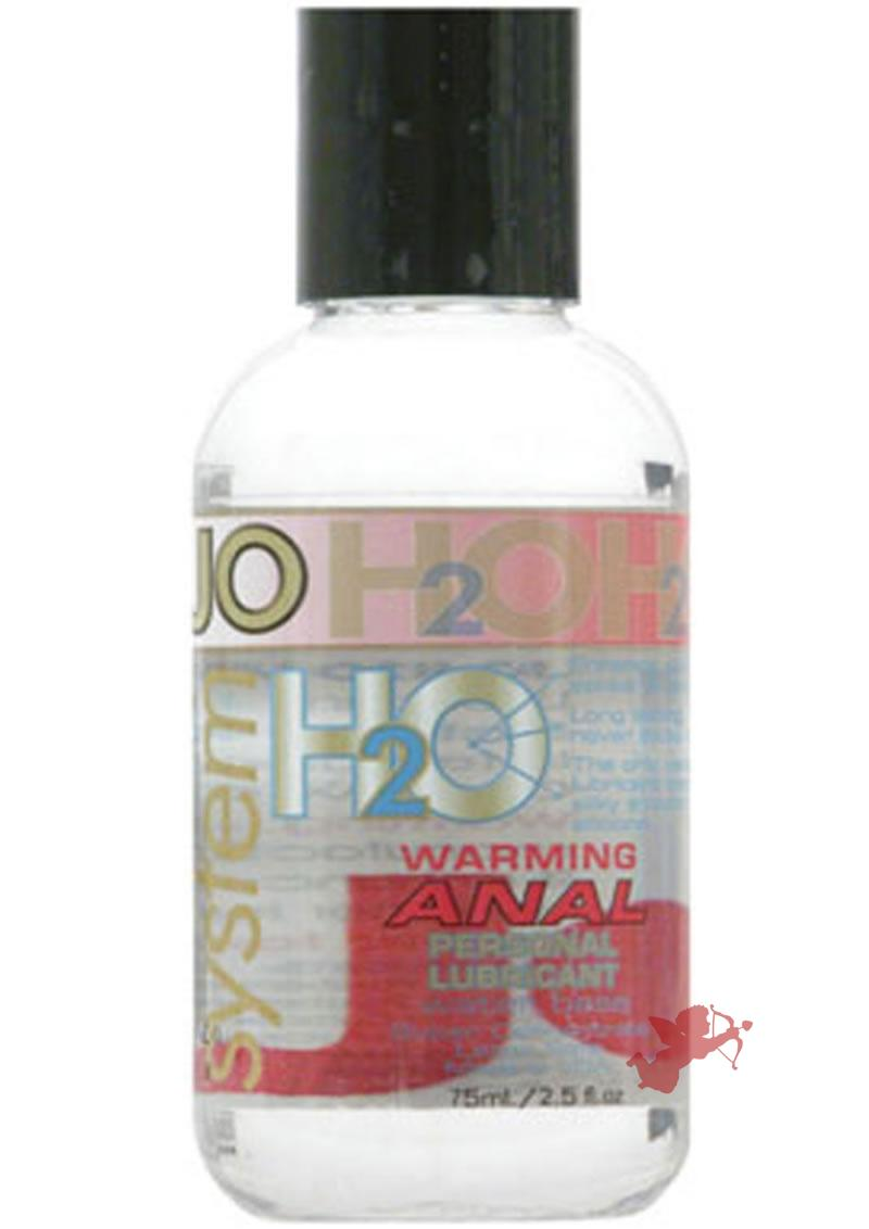 Anal H2o Warming 4.5oz
