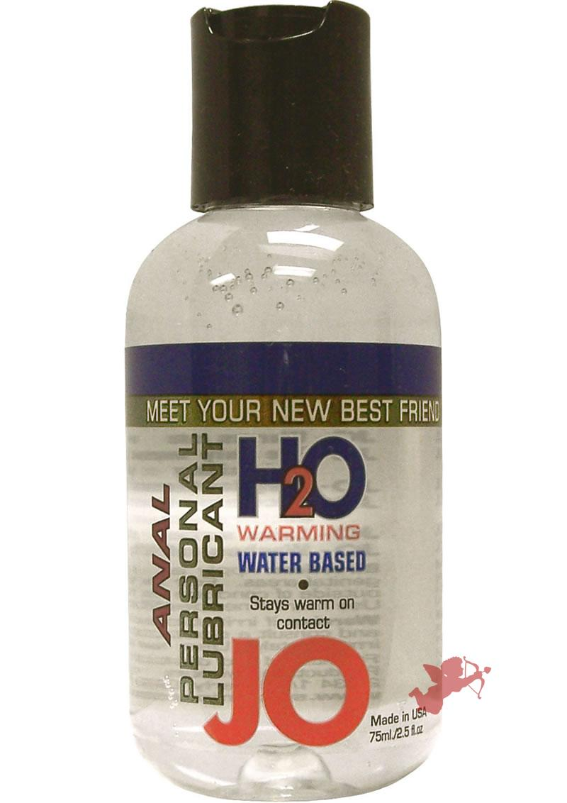 Anal H2o Warming 2.5oz