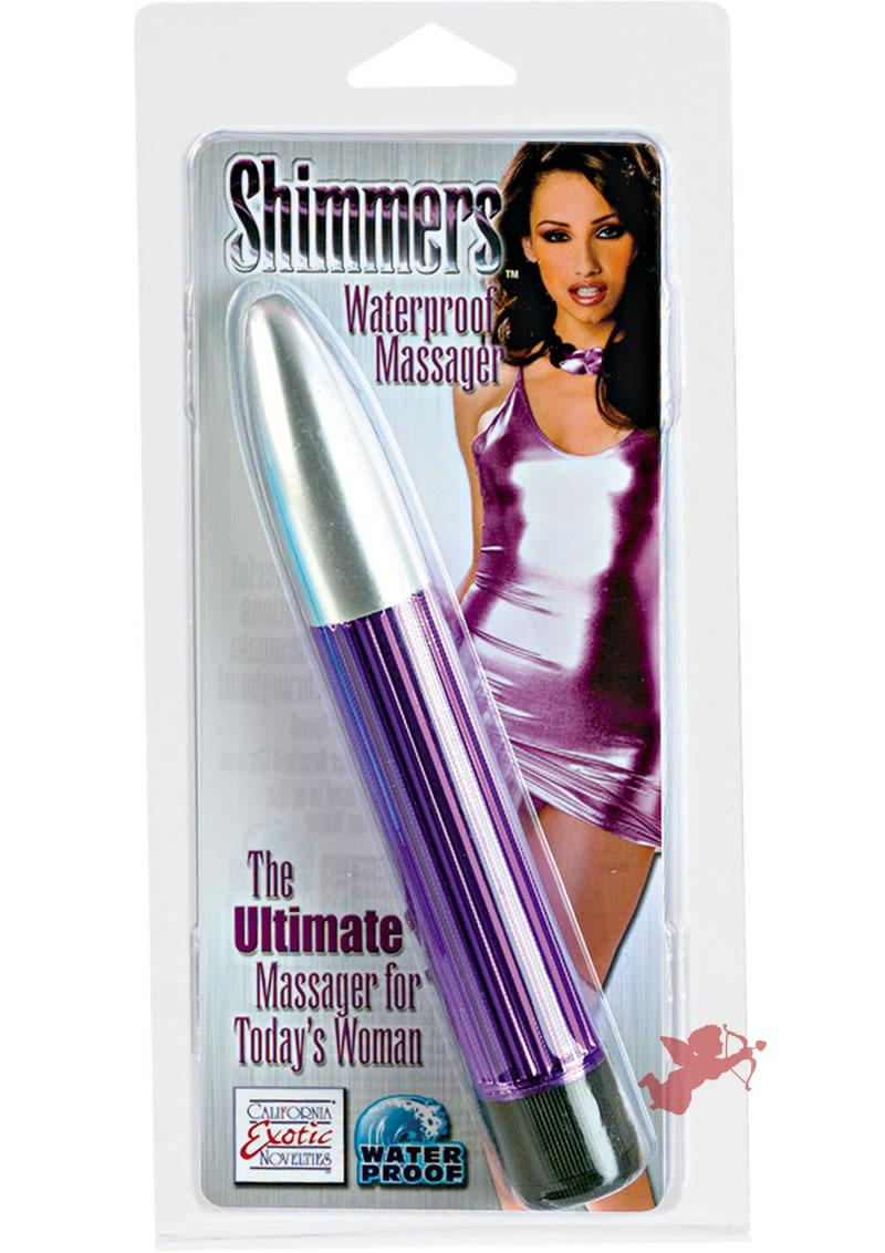 Shimmers - Purple 6 1/2