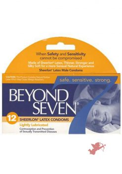 Beyond Seven Condoms 12pk