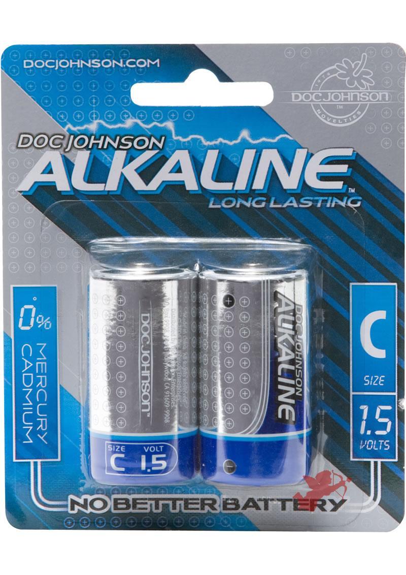 Doc Johnson C 2 Pack Alkaline Battery