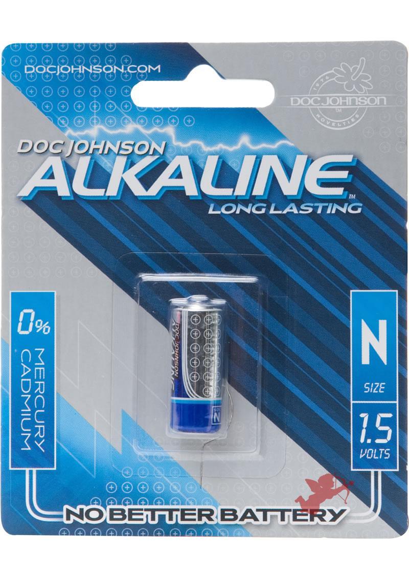 Doc Johnson N 1 Pack Alkaline Battery