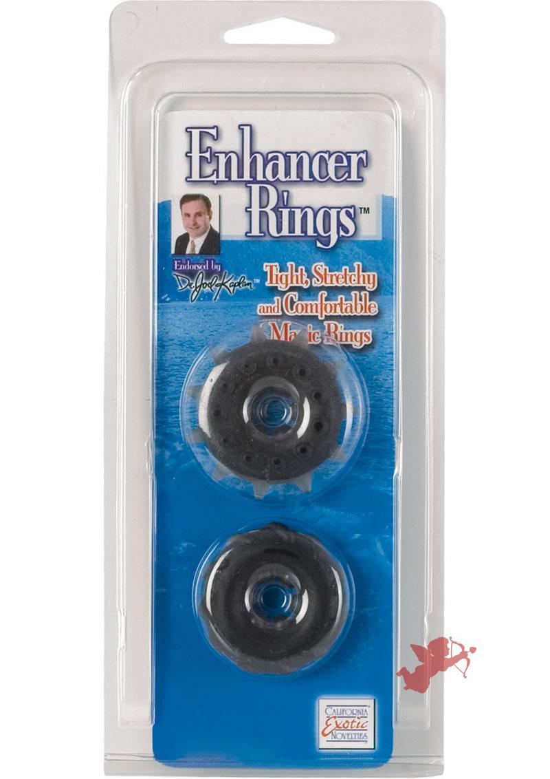 Enhancer Rings - Dr Joel