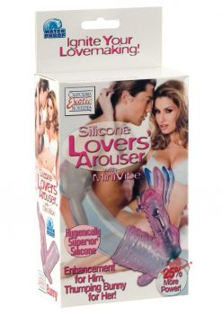 Silicone Lovers Arouser Bunny