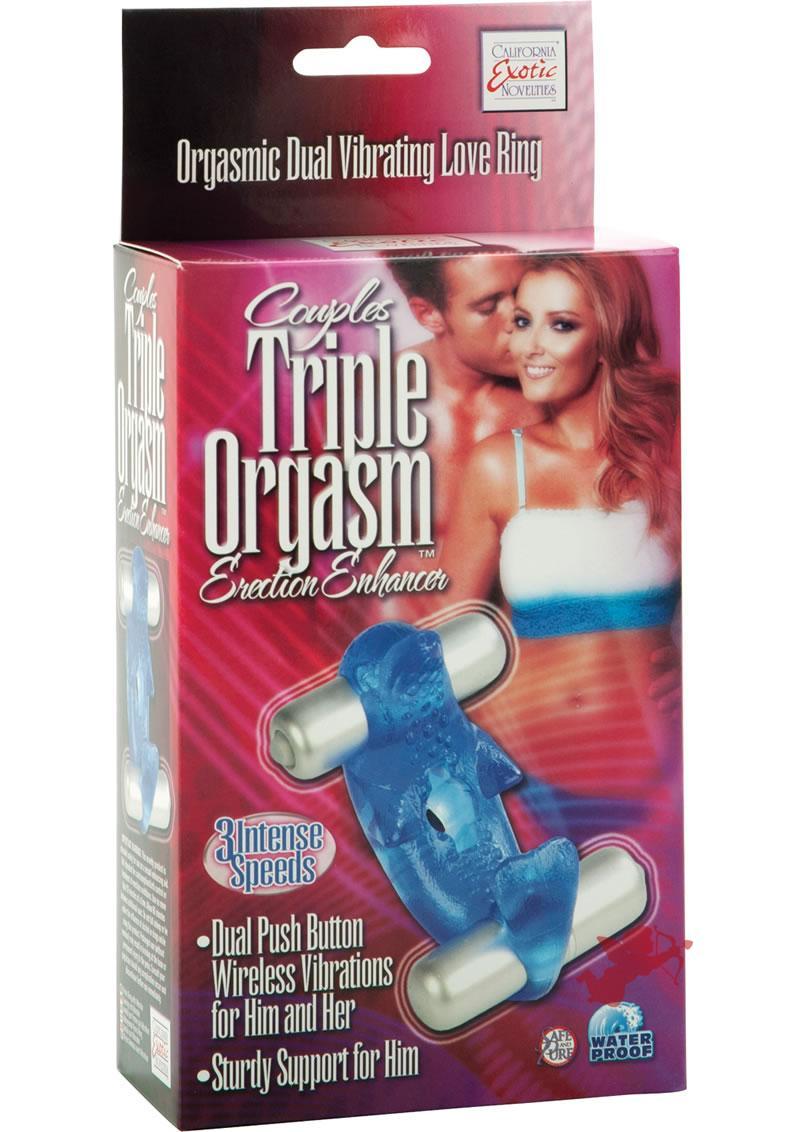 Jesse`s Triple Orgasm