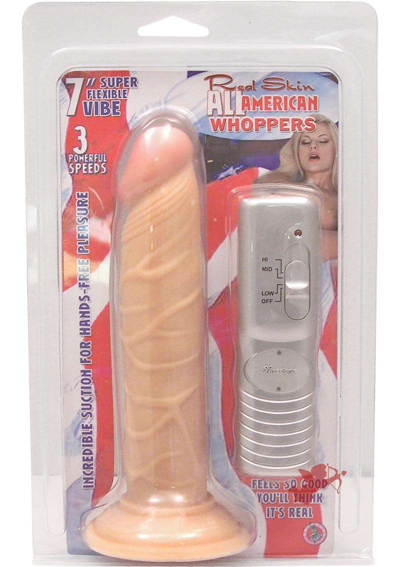 All American Whopper 7 Vibrat