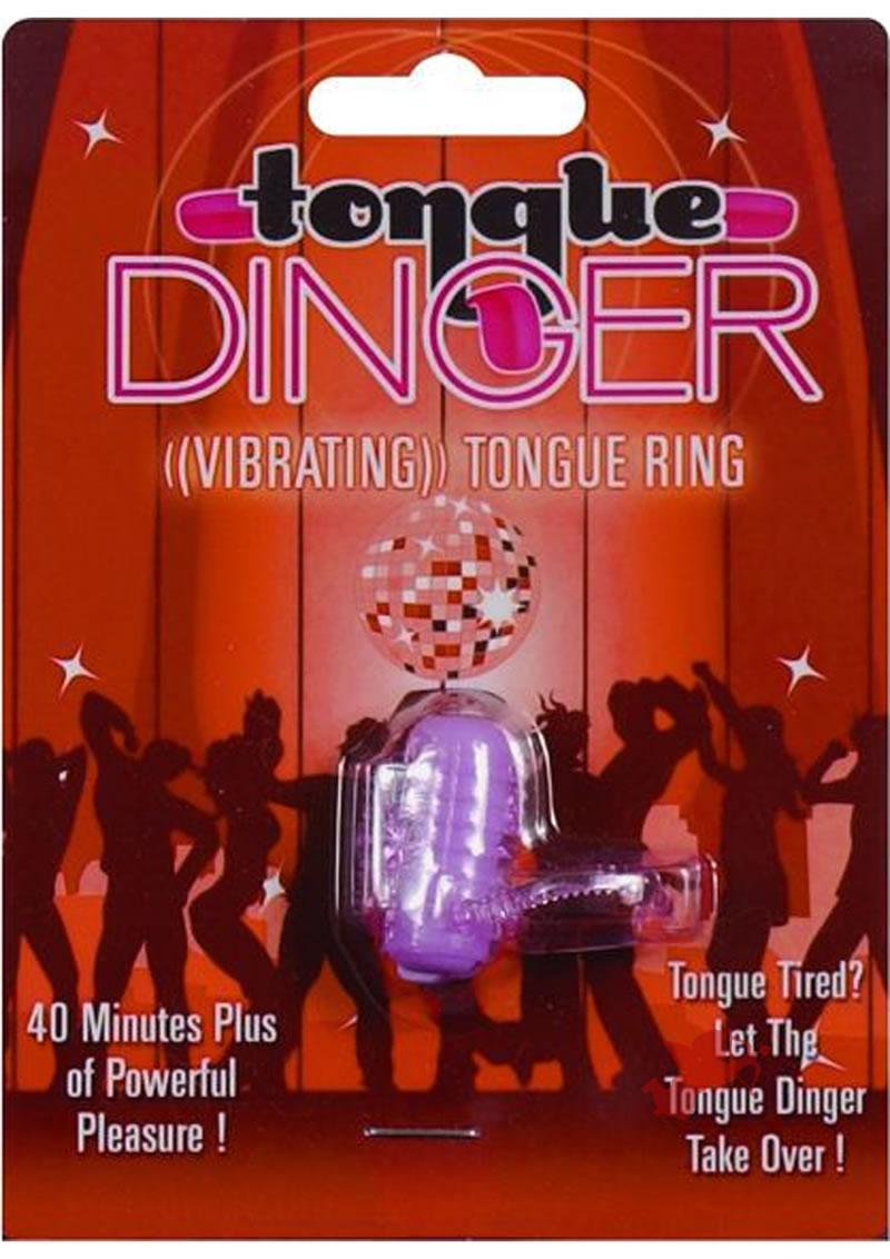 Tongue Dinger - Purple