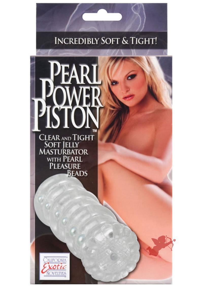 Pearl Power Piston