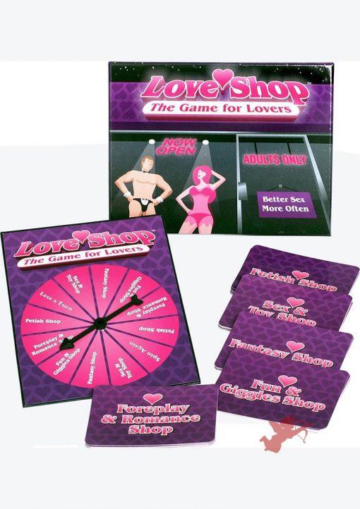 Love Shop - Game