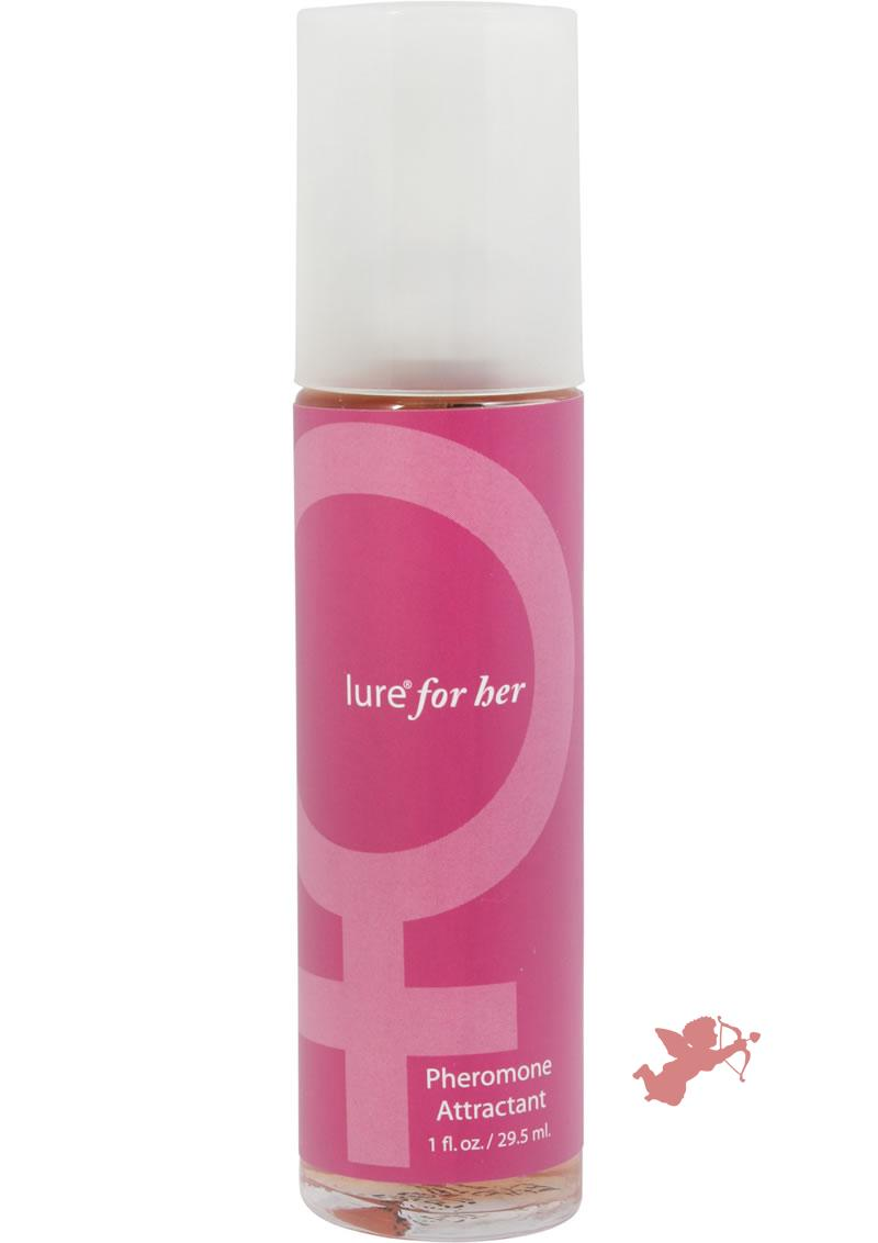 Lure For Her 1 Oz Spray