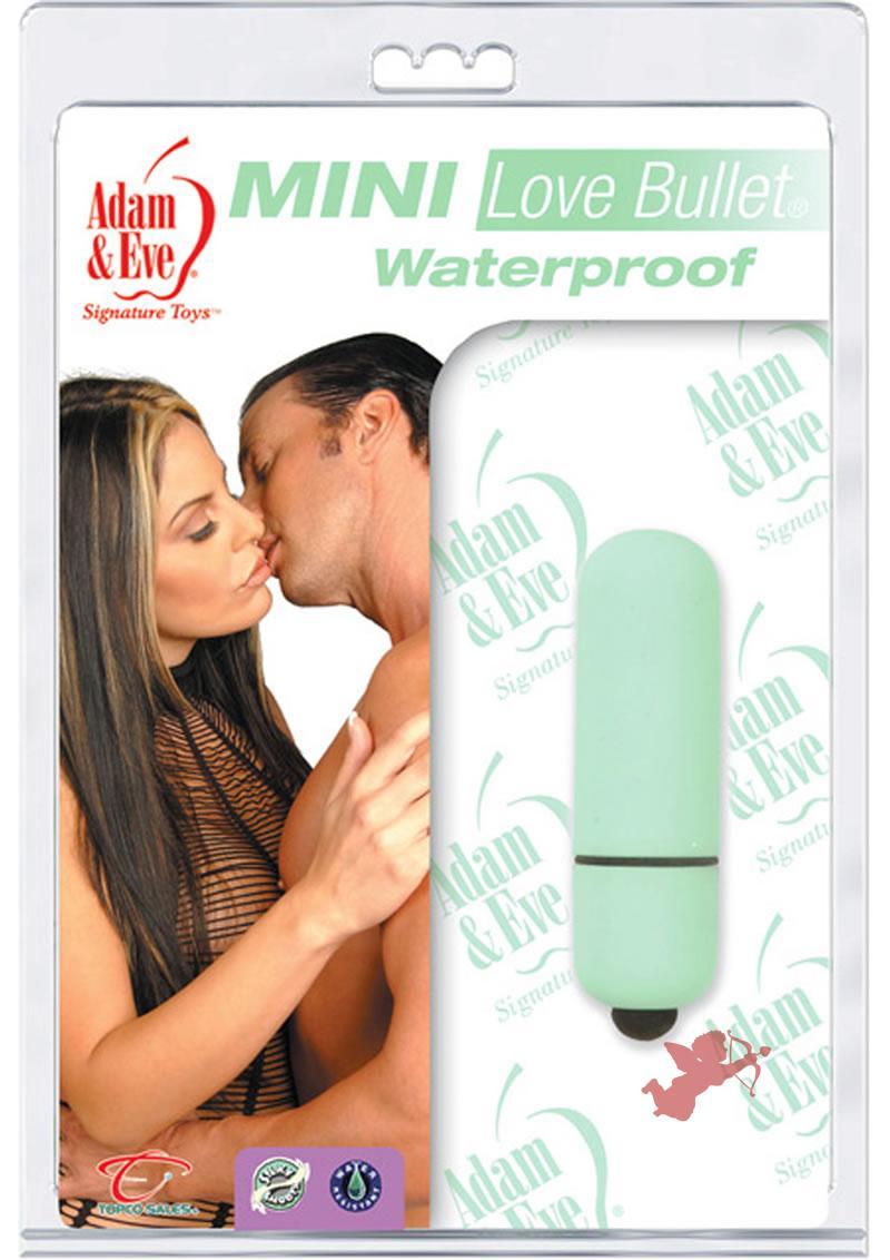 Mni Love Bullets - Seafoam Waterproof
