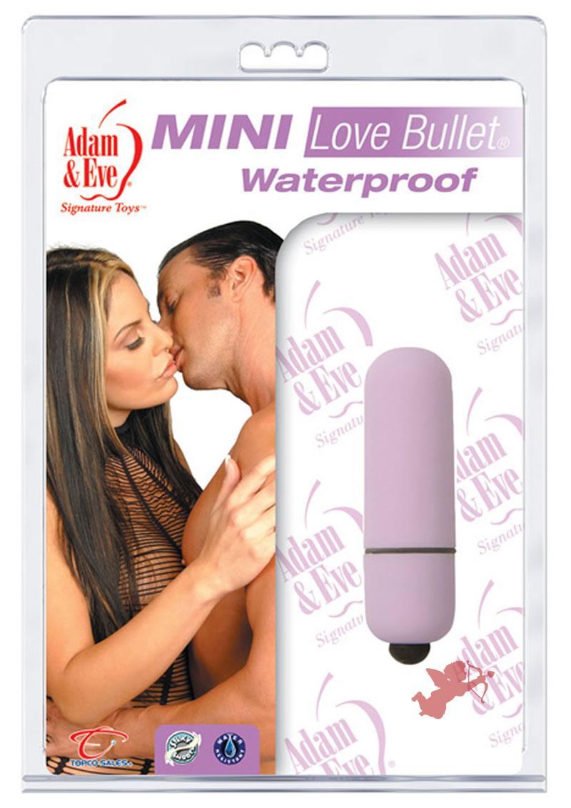 Mini Love Bullet - Lavender Waterproof