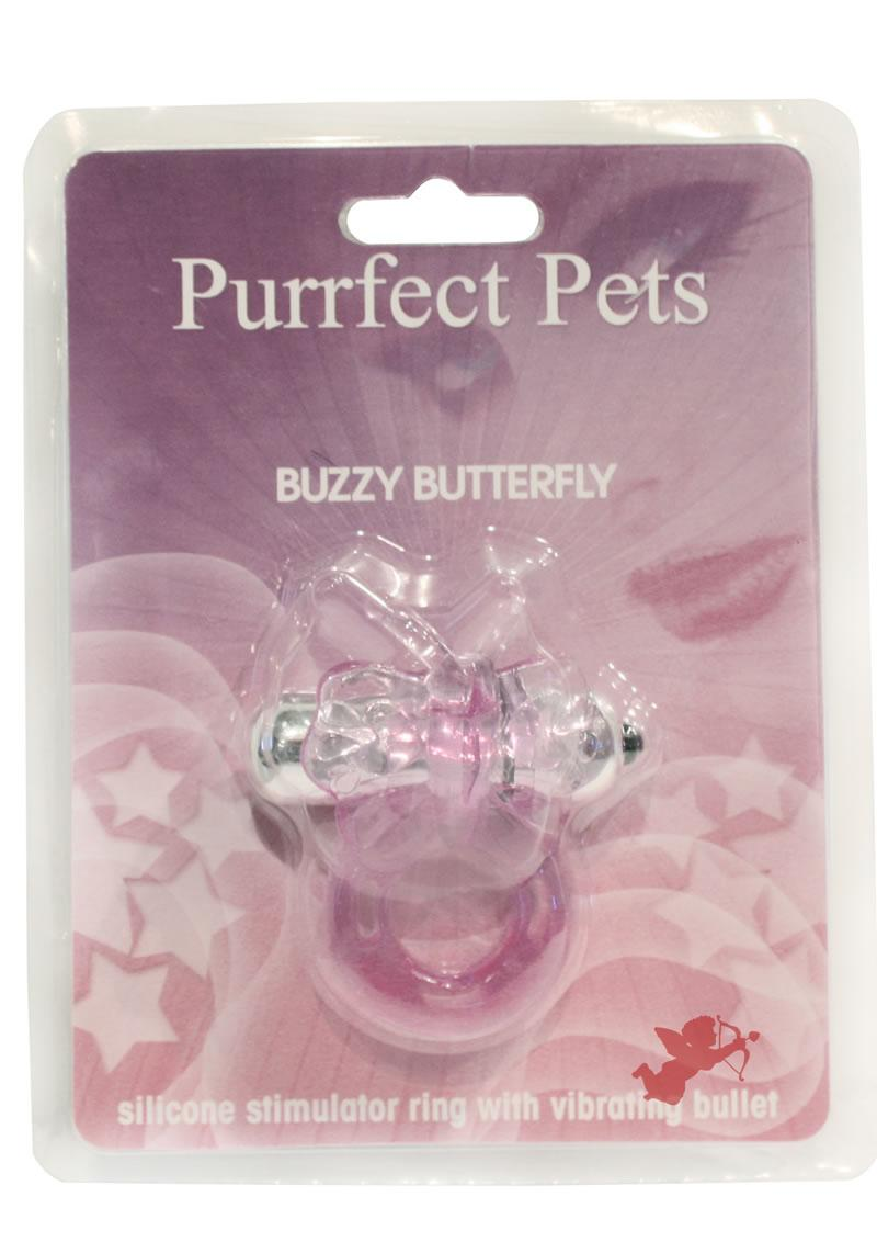 Purrfect Pets - Butterfly Purple