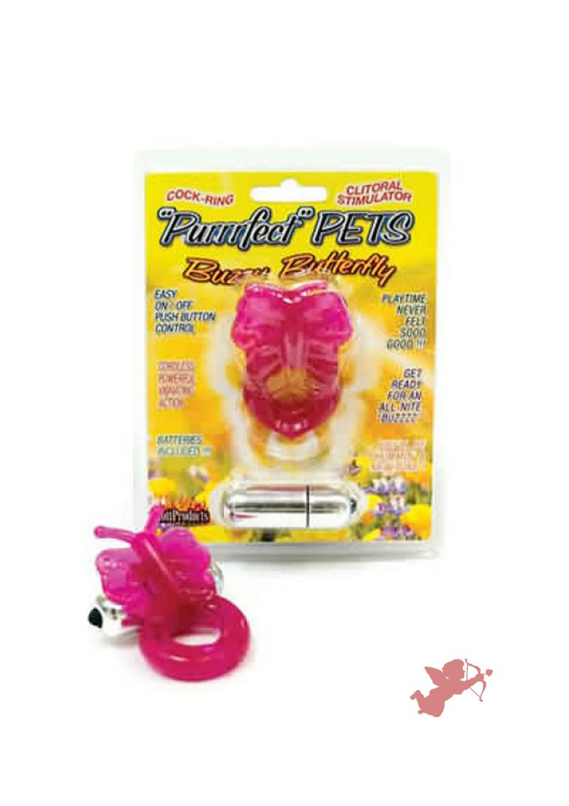 Purrfect Pets - Butterfly Magenta