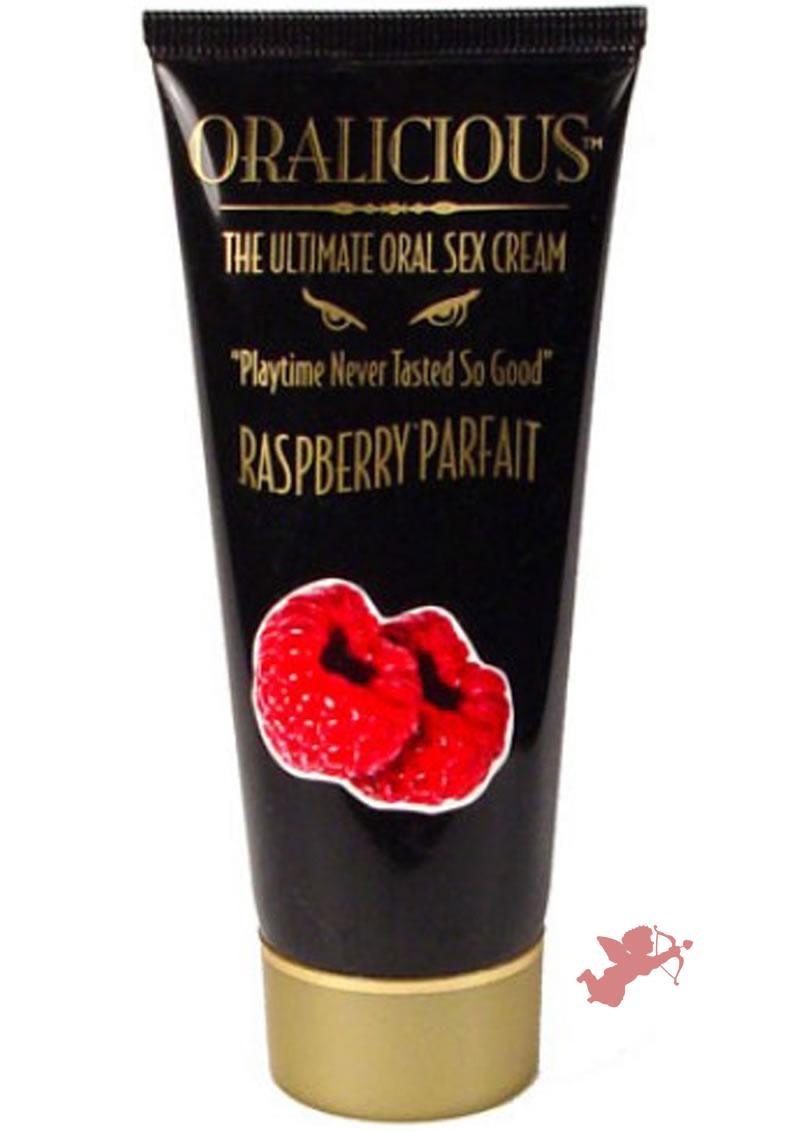 Oralicious - Raspberry Parfait