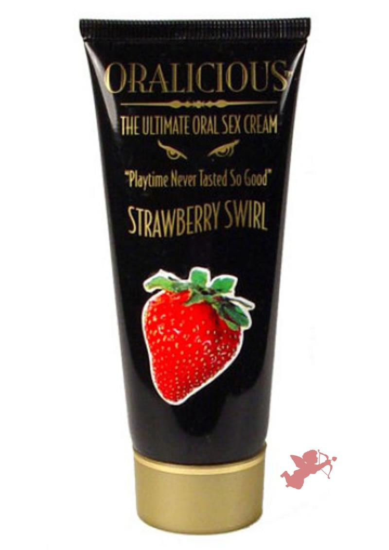 Oralicious - Strawberry Swirl