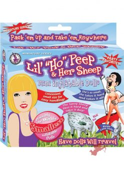 Lil Ho Peep and Her Sheep