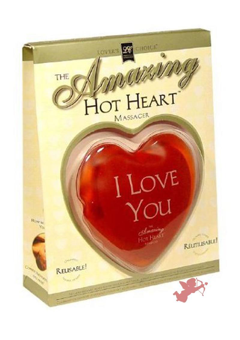 Amazing Hot Massager - I Love You