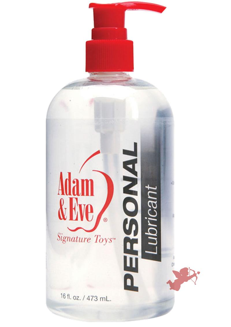 Adam and Eve Personal Lube 16oz