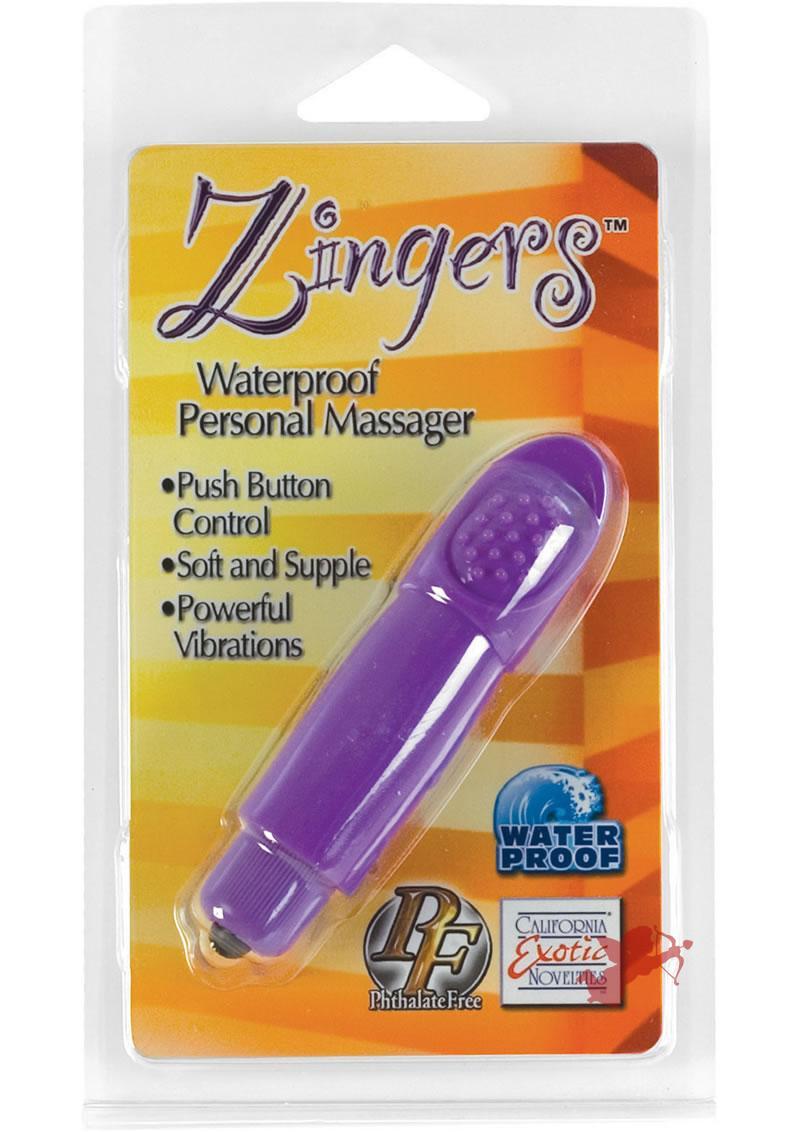 Zinger Purple