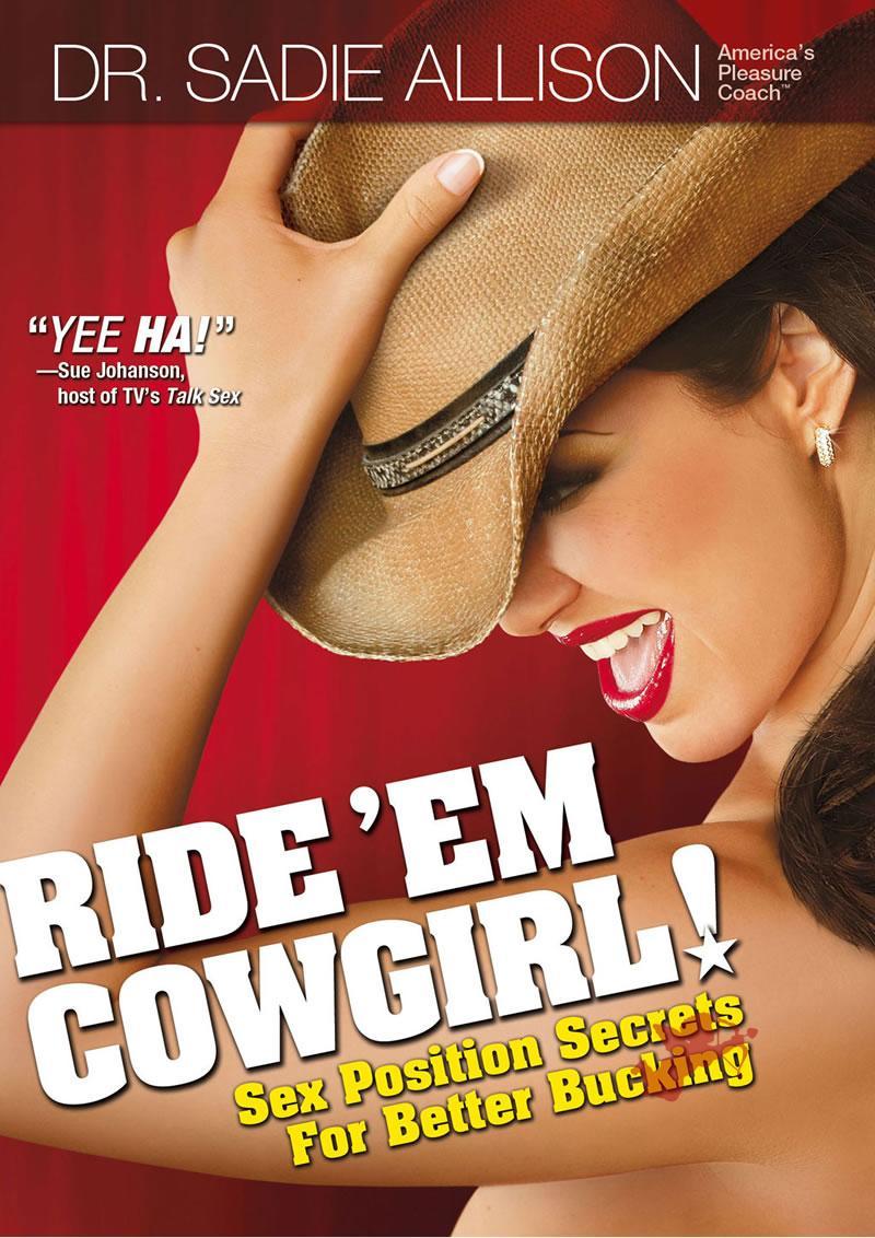 Ride`em Cowgirl! Book