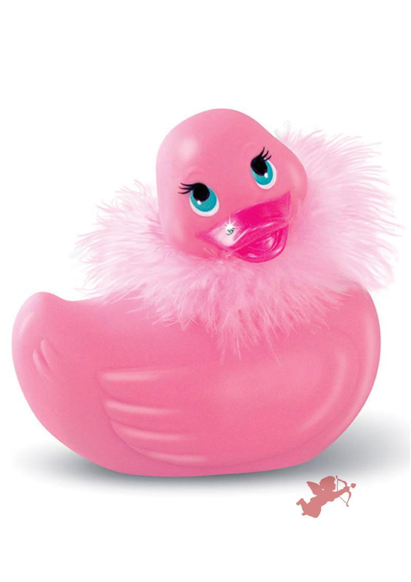 I Rub My Duckie - Travel Paris Rose