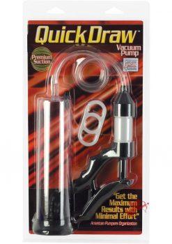 Quick Draw Vacuum Pump