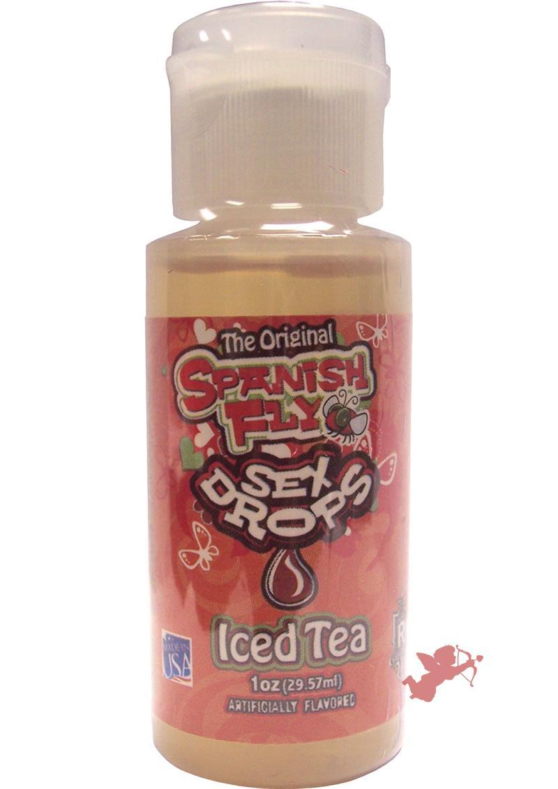 Spanish Fly Iced Tea 10z