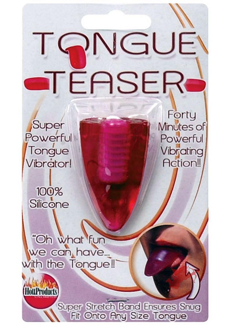Tongue Teaser Magenta