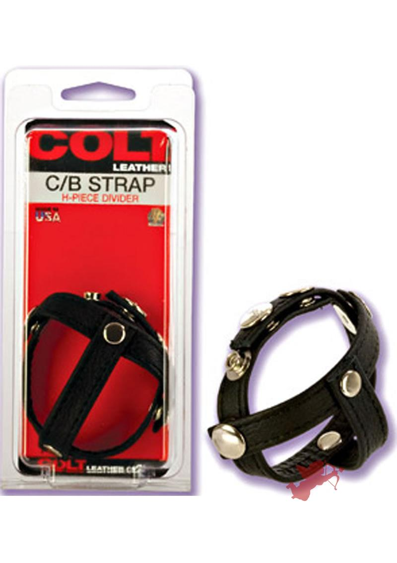 Colt Leather - H Piece Divider