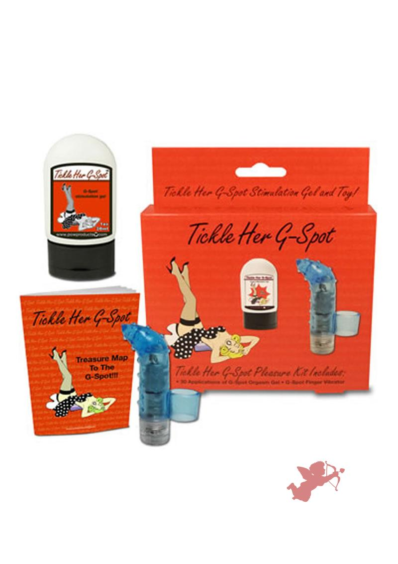 Tickle Her G-spot Kit