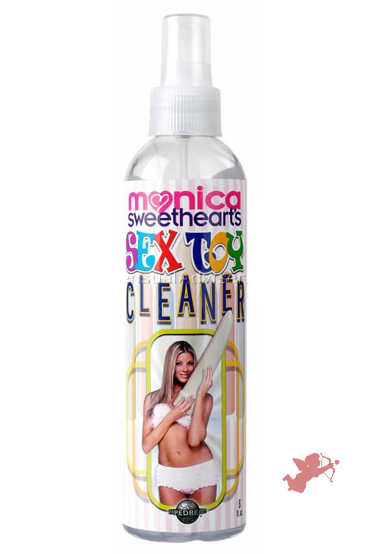 Sex Toy Cleaner 4oz Monica Sweet