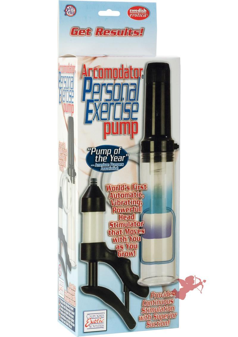 Accomodator Personal Exercise Pump