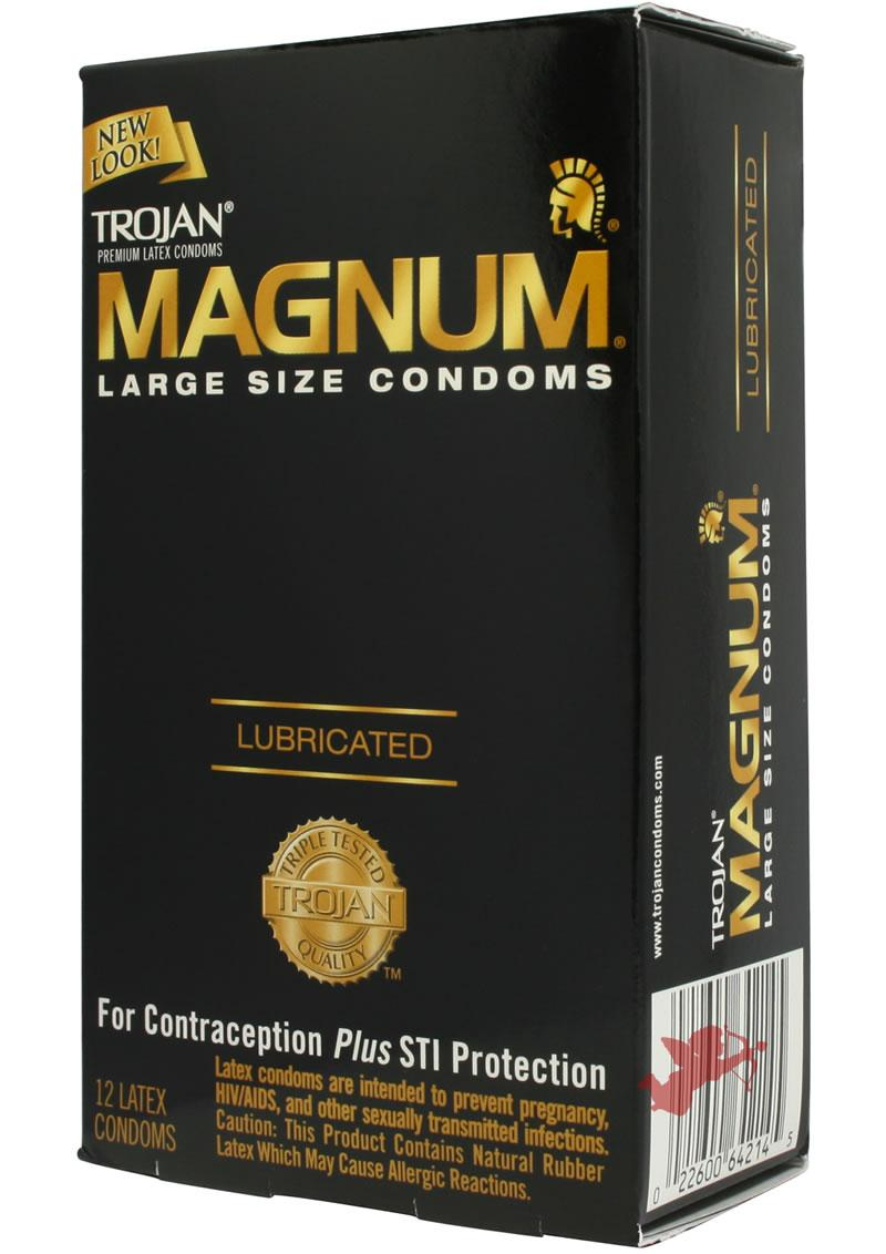 Trojan Magnum 12`s