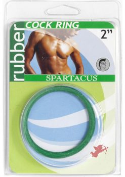 Green Rubber C Ring - 2