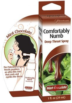 Deep Throat Spray - Mint/choc