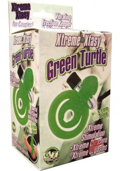 Xtreme Xtasy Turtle - Green